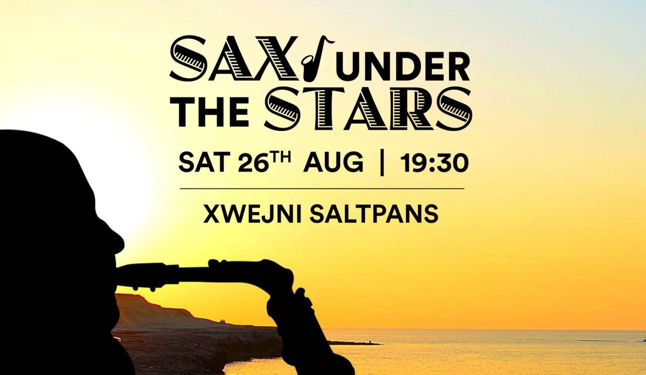 Sax under the Stars by Abraham's Vini & Capricci